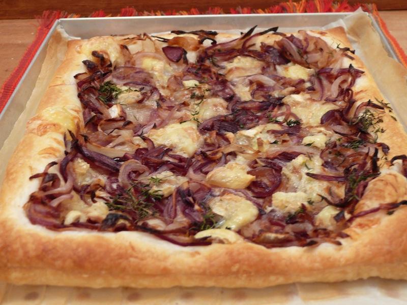 Torta salata ai cipollotti ricette al forno vegetariane for Ricette esotiche